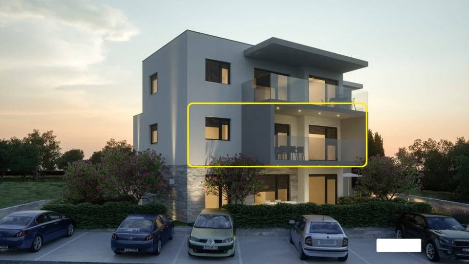 Apartment, 76 m2, For Sale, Šibenik - Žaborić