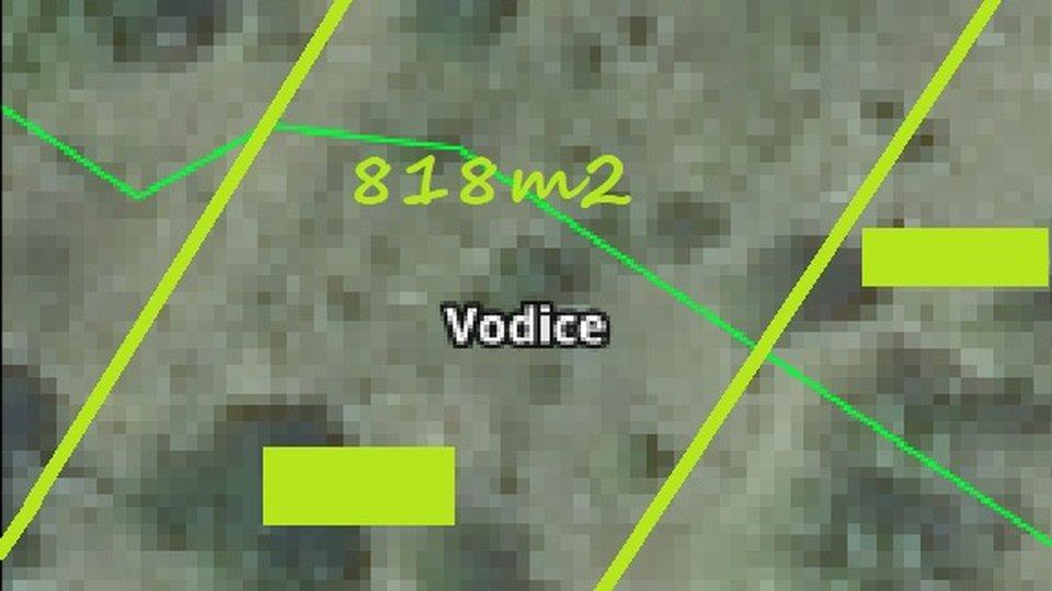 Land, 818 m2, For Sale, Vodice