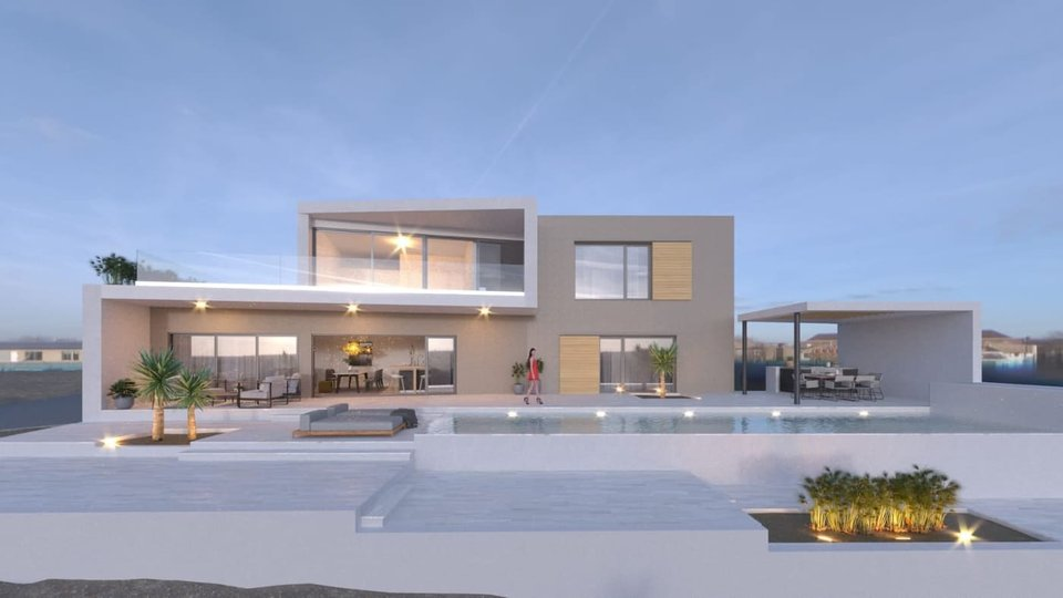 Villa od 332,92m2 komfora i luksuza !