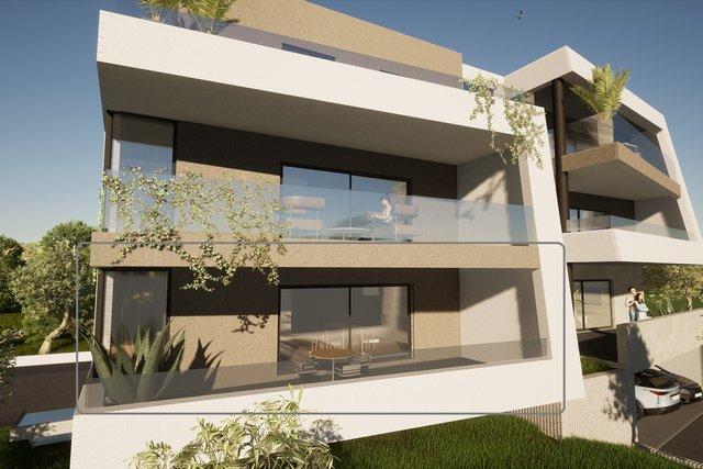 Apartment, 84 m2, For Sale, Vodice