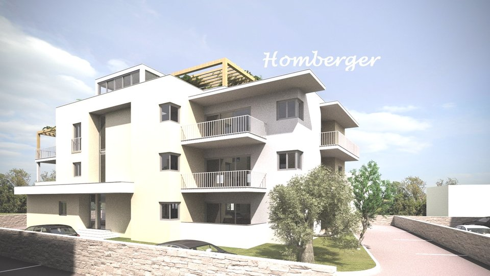 Apartment, 76 m2, For Sale, Vodice