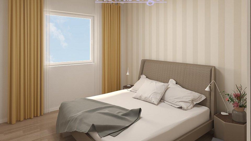 Apartment, 76 m2, For Sale, Vodice