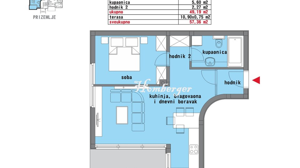 Wohnungen in einem luxuriösen Neubau - CENTAR Vodice