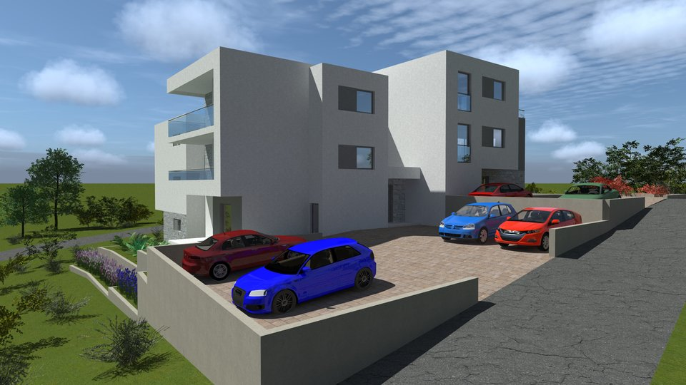 Appartamento, 66 m2, Vendita, Šibenik - Žaborić
