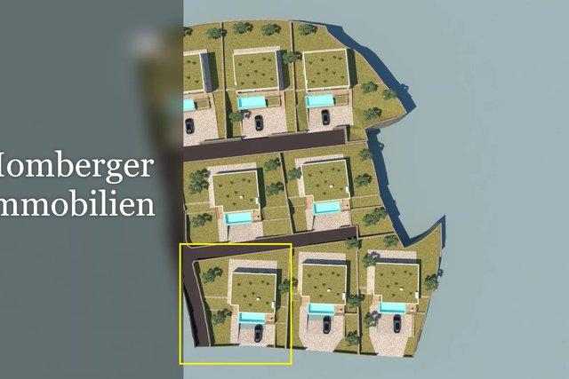 Građevinsko zemljište prvo do mora u OKOLICI ŠIBENIKA