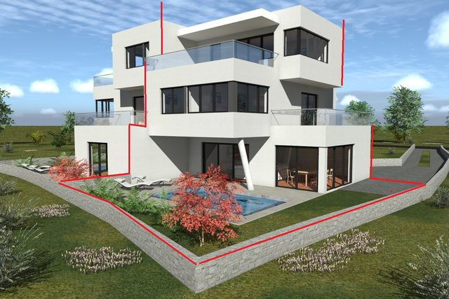 House, 208 m2, For Sale, Vodice