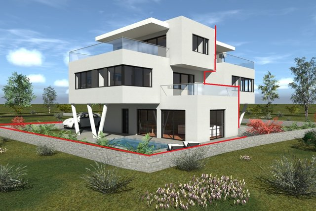 House, 265 m2, For Sale, Vodice