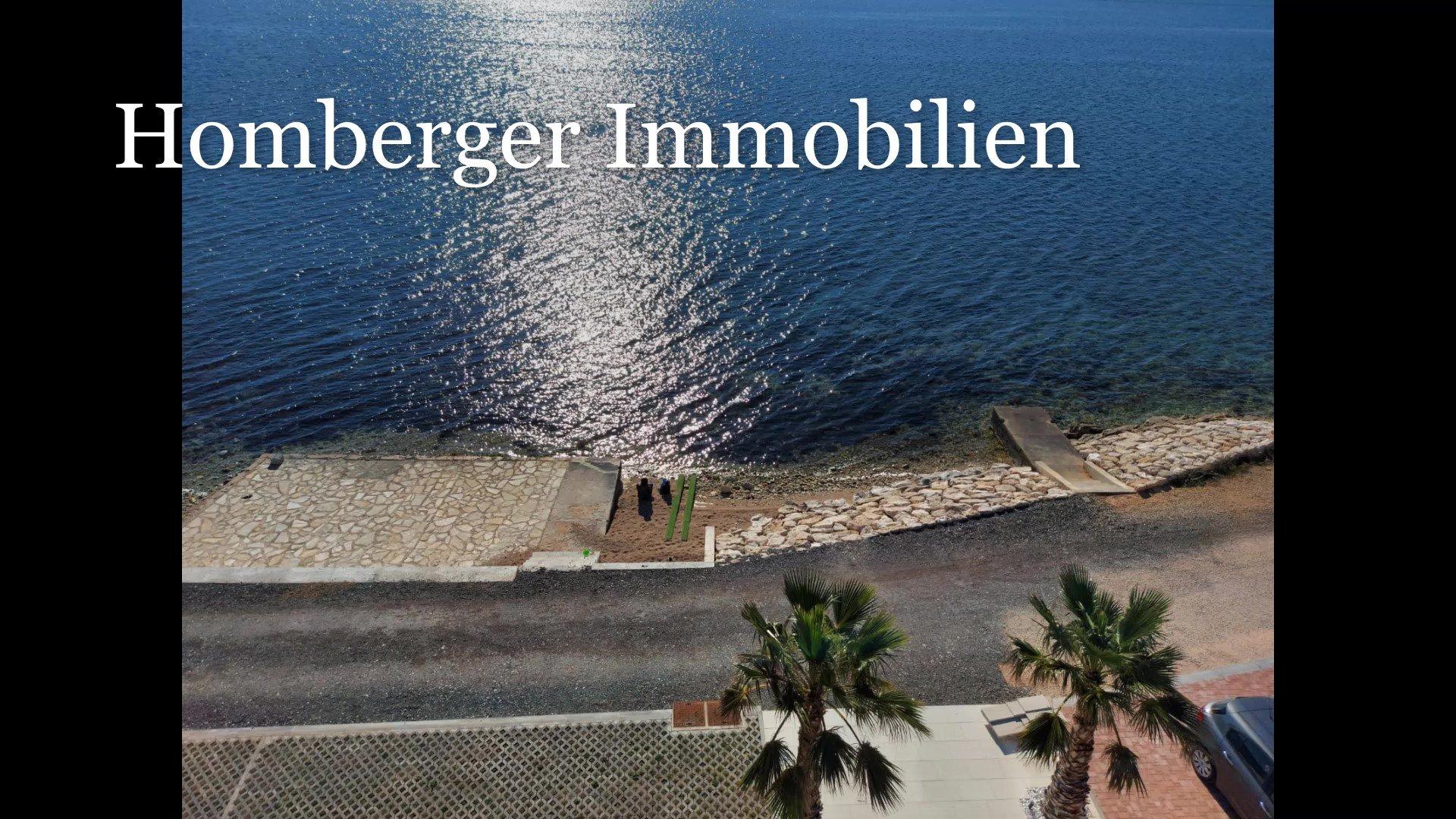 Luxus-Penthouse erste Reihe zum Meer mit Dachterrasse mit 180 Grad Meerblick
