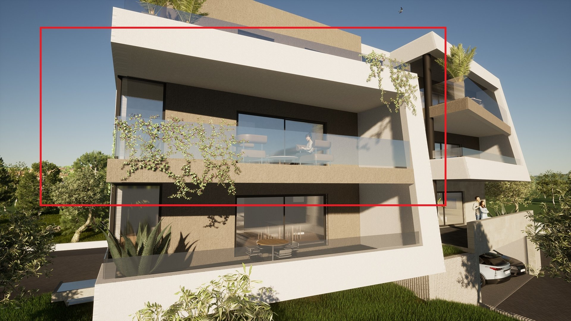 Appartamento, 91 m2, Vendita, Vodice