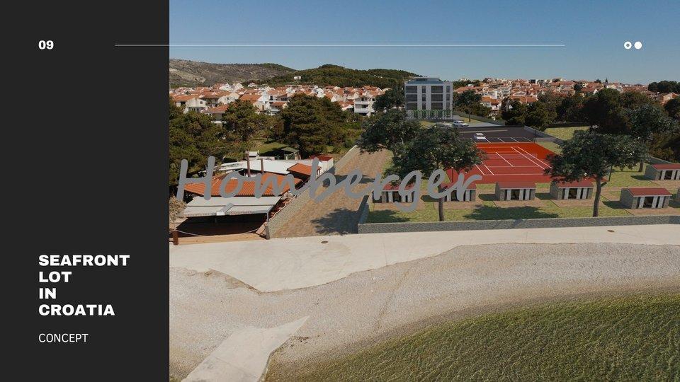 Land, 4980 m2, For Sale, Vodice