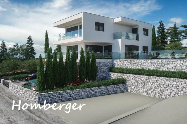 Moderna luksuzna Villa 2 red do Mora i plaže - okolica Rogoznice