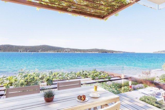 Stan na samoj plaži