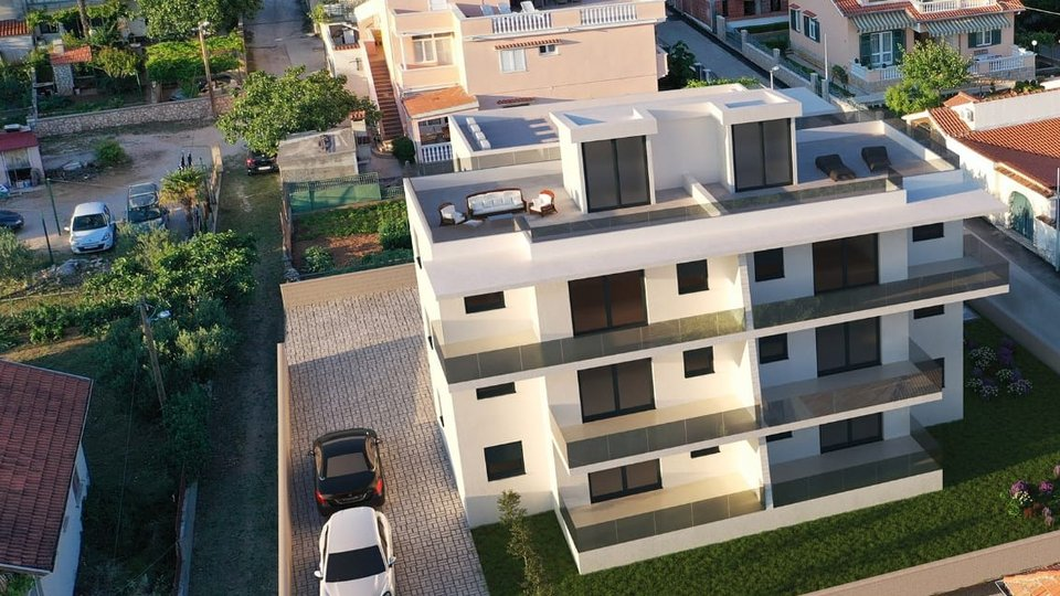 Apartment, 72 m2, For Sale, Vodice
