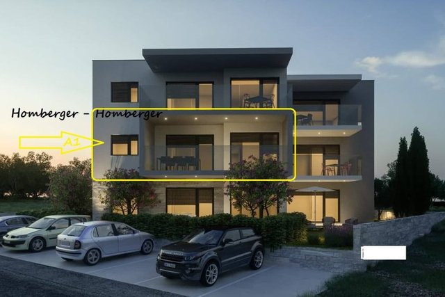 Appartamento, 74 m2, Vendita, Šibenik - Žaborić