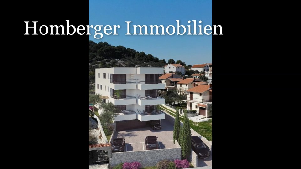 Apartment, 93 m2, For Sale, Murter