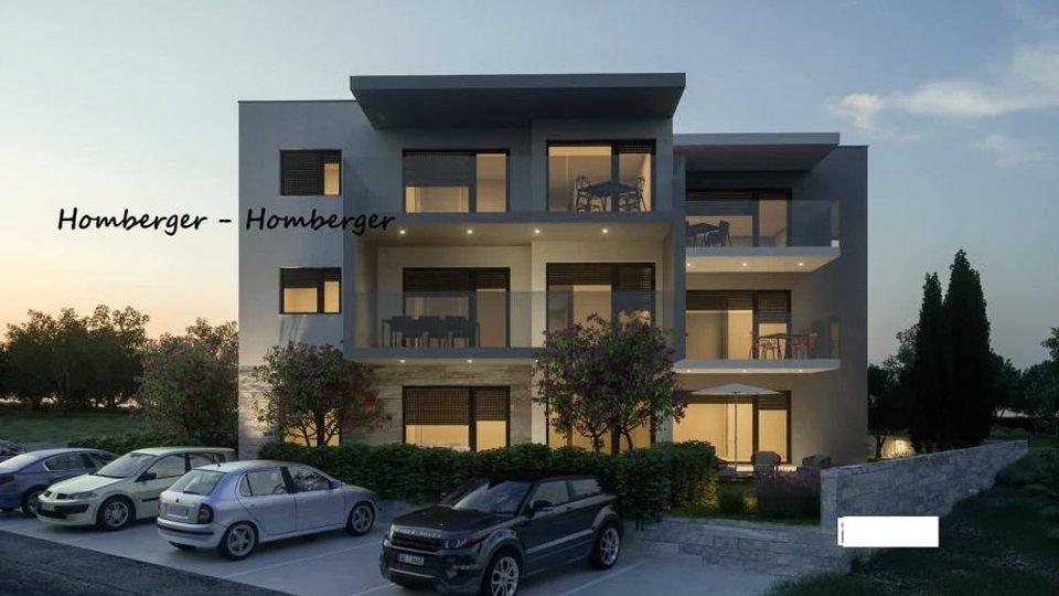 Neu Bau Wohnung in der nahe von Sibenik