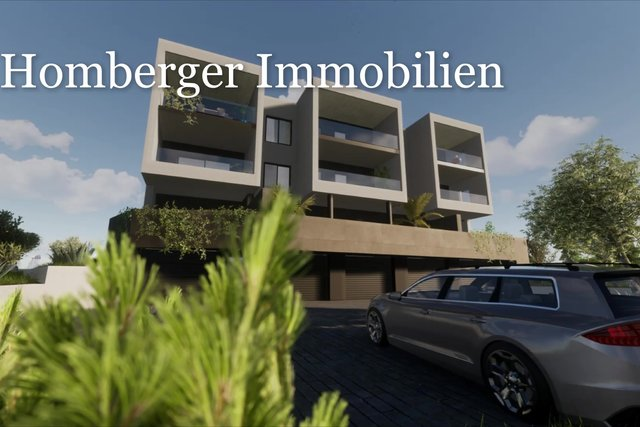 Apartment, 81 m2, For Sale, Vodice